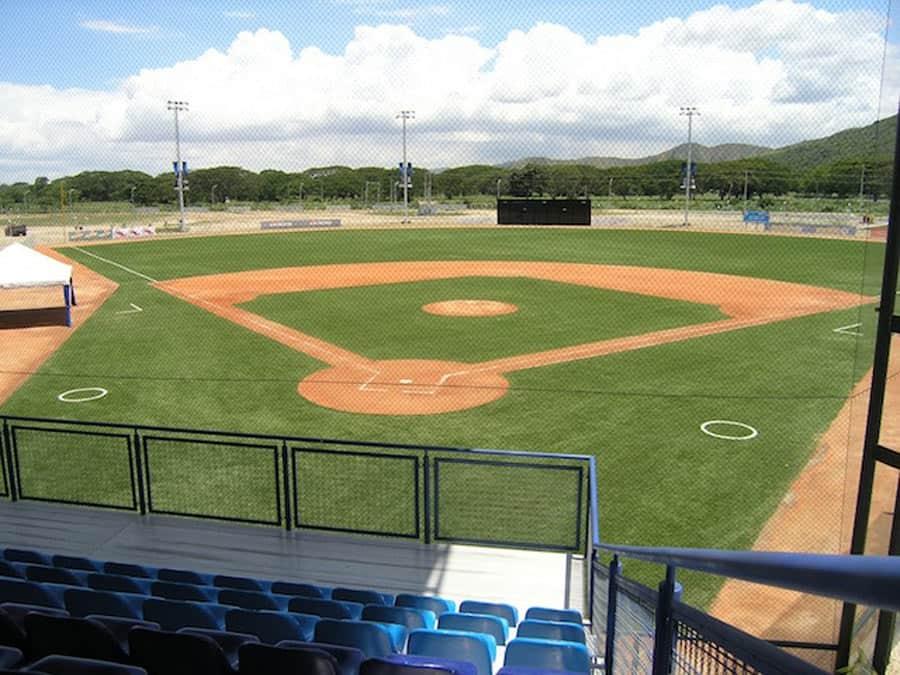 campo de beisbol 78 XL - Canchas