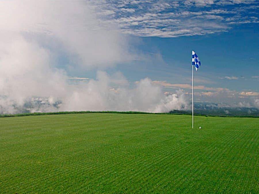 cancha oficial de golf 42 XL - Campo de Golf
